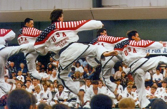 Joel-USA-Taekwondo-Team
